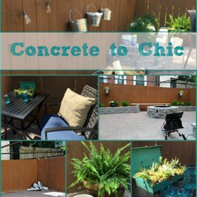 Concrete To Chic