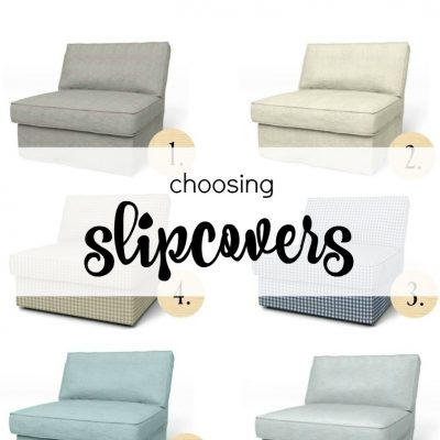 The 8 Best Farmhouse Slipcover Fabrics