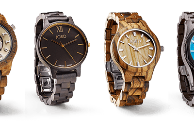Fall Style Alert and JORD Wood Watches