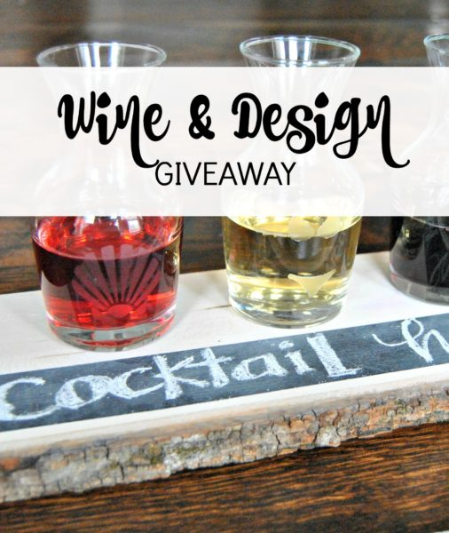 Wine & Design at Chaddsford Winery (and a giveaway)