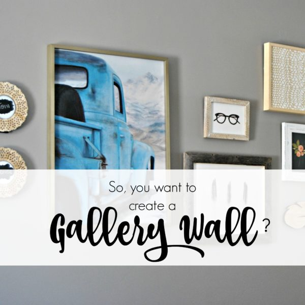 2 Websites you should utilize when designing a gallery wall
