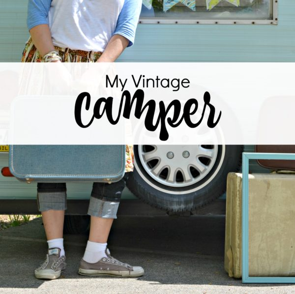 My Vintage Shasta Camper