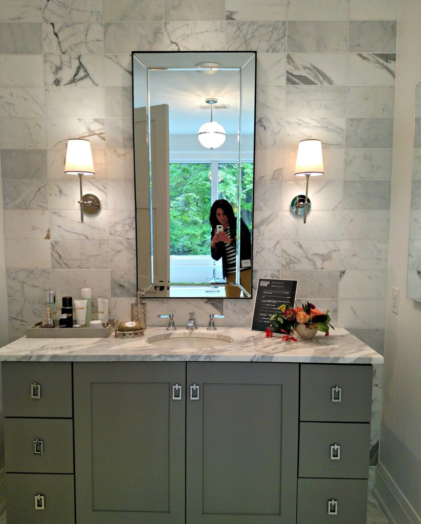 With Xfinity Home Service Any Mom Could Lounge In This Gorgeous Bathroom  And Monitor Her Home At The Same Time.