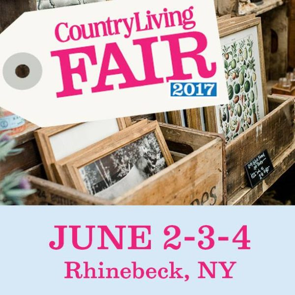 Everything you need to know about attending the Country living Fair & TICKET GIVEAWAY