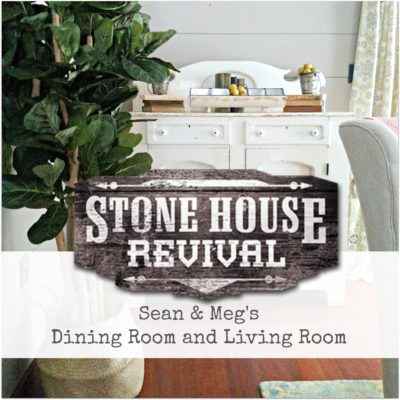Historic Farmhouse Dining Room Renovation