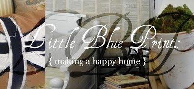 { Little Blue Prints }