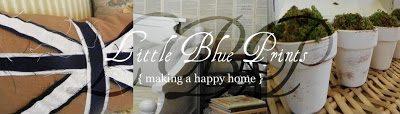 { Guest Post – Meg Little Blue Prints }