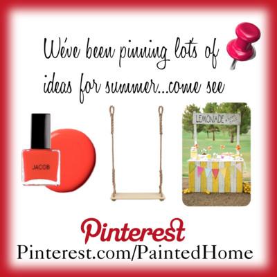 {Summer Ideas on Pinterest }