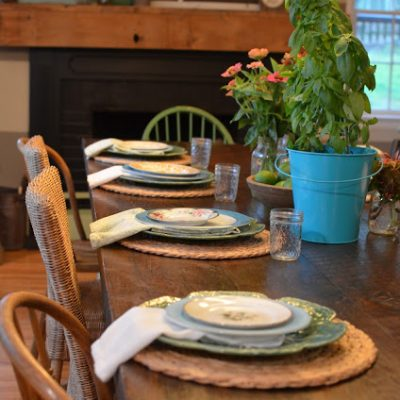 {Creating the Ultimate Dining Room}