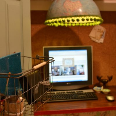 {How to make a Kid sized Office}