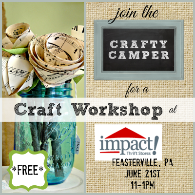 Come Craft with Me!
