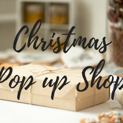 Christmas Pop Up Shop