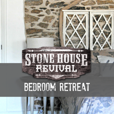 Stone House Revival Bedroom Retreat